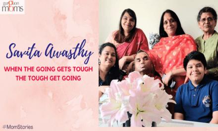 #SharetoCare Series with Savita Awasthy