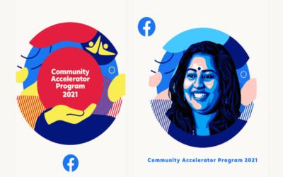 GurgaonMoms Selected for Facebook Community Accelerator Program