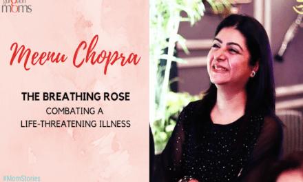 #SharetoCare Series with Meenu Chopra