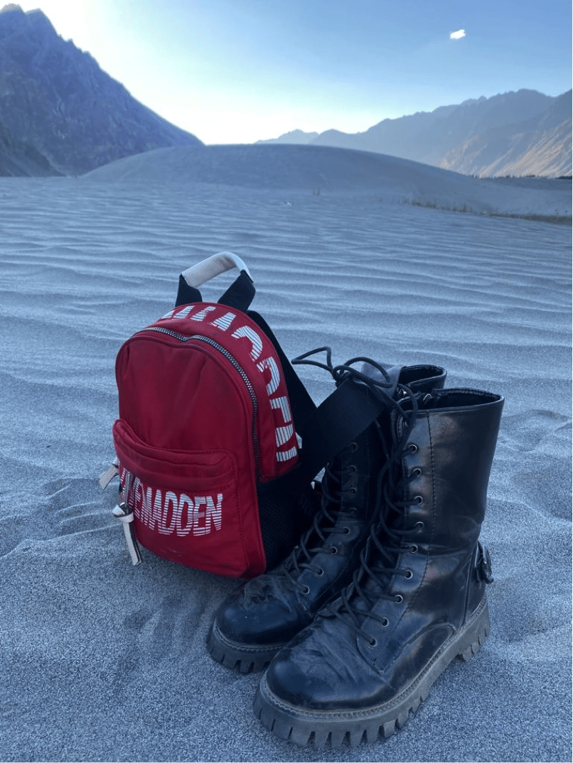 women solo travellers